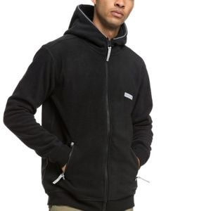 DC Zipper hoodie
